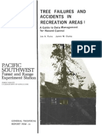 Tree failures and accidents in recreation areas