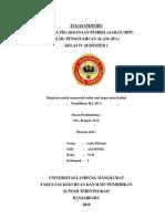 RPP IPA Sifat Dan Wujud Benda Kelas IV Semester I