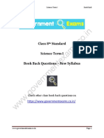 Class 8th Std Science Term I Book Back_www.governmentexams.co.in