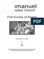 Bulletin 12-01-19 Advent I.docx