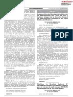 Minsa modifica protocolo de manejo de cadáveres por el Covid-19 en el Perú