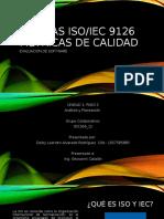 PRESENTACION ISO-IEC 9126