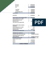 ejemplo renta p