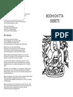 Bodhichitta-Gebete