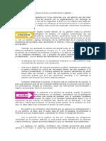 -j- Conclusión y clausura de los procedimientos-