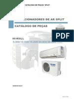 Catálogo de Peças Split - ELGIN
