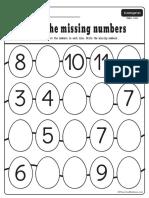 Easter missing numbers worksheets.pdf