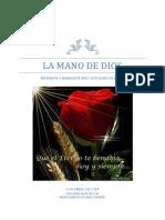 FOLLETO LA MANO DE DIOS EDICIONES MAPLFJN 8.36