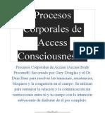Procesos Corporales