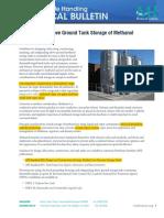 Methanol Atm Above Ground Storage Tank.pdf