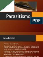 3.3. Parasitismo