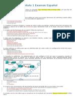CCNA2 v6.0 Capítulo 1 Exam