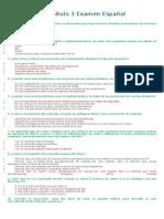 CCNA2 v6.0 Capítulo 3 Exam