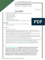 Vegetarian Meatballs & Gravy – A Couple Cooks.pdf