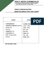 PAC 300 Spec
