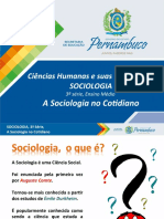 A Sociologia no Cotidiano.ppt