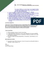 INFORME corte longitudinal de faja transportadora Nº 1 28 Oct 2013