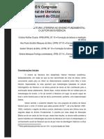 3 PRÁTICA DE LEITURA LITERÁRIA NO ENSINO FUNDAMENTAL  O leitor em evidência (2)