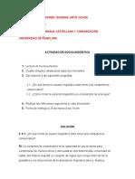 taller sociolinguistica