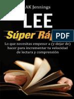 Lee Súper Rápido - AK Jennings (2013) 43