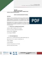 GUIA DE OBSERVACION INSTITUCIONAL 2019