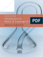 ([Oxford Mathematics]) Wilson A Sutherland - Introduction to Metric and Topological Spaces-Oxford University Press (2009).pdf