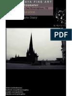 Flyer - Koukouvaya Fine Art Photography - Shoreham + Birmingham