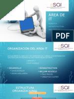 área de IT