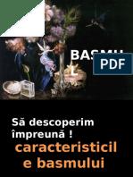 basmul_caracteristici