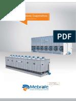 Condensadores Evaporativos – Mebrafe
