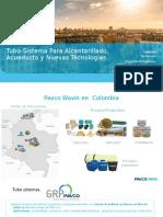Tubería Para Alcantarillado, Acueducto y Nuevas Técnologias.pptx