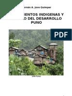 Movimientos Indigenas y El Mito Del Desarrollo Puno (2009-2010)