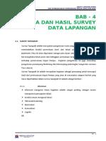 Bab 4 Analisa Hasil Survey Lapangan