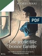 [PDF-EBOOKYS.com]-Audrey Perri – Une Jeune Fille de Bonne Famille (2020) (1)