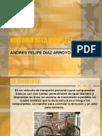 HISTORI DE LA BICICLETA