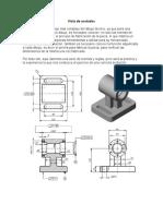 Investigación acerca de planos de elementos mecánicos1