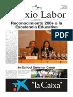 Periódico Colegio Labor #12 - 2009