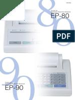 EP80 EP90 Catalog