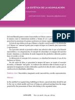 La Estética de la Acumulación.pdf