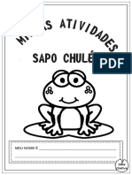 Caderno de Atividades Sapo Chulé Borda Simples-1