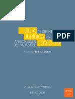 Guia Juridica COVID 19 Mexico 2020.PDF