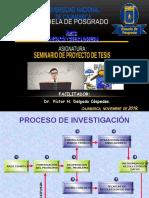 CLASES METODOLOGÍA MAESTRIA