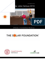 Final TSF National Solar Jobs Census 2010 Web Version