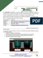 TECNOSANE 0313 15 -  SEAM SOLUÇÃO ENGENHARIA AMBIENTAL LTDA - SARA RAYANA - FOSSA FILTRO - 11 08 15
