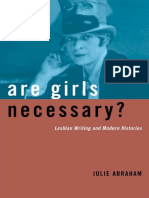 Abraham, J. (2008) Are girls necessary. Lesbian writings and modern histories.pdf