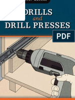 Missing Shop Manual Drills