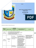 rancangan semster tahun 3 matematik.docx