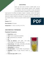 Ácido nitrico, nitrato de amonio y metilaminas.docx
