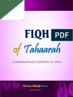 Fiqh of Tahaarah Ibraheem Abubakr Amosa
