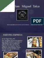 CATALOGO TABLAS SAN MIGUEL 2017 V 1.0 S.P